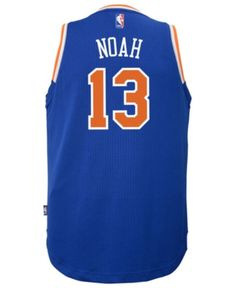 adidas Joakim Noah New York Knicks New Swingman Jersey 98a7da73b