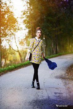 Chiffon Dress - Sheinside.com