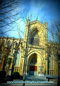 La Cámara de Lydia: Domingo en Vitoria (Parte 1)
