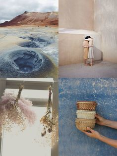 My Weekend Mood Board n#46 - Eclectic Trends #moodboard