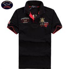 cheap polo ralph lauren Paul & Shark Men's Sleeve UK Flag Polo Shirt Black http://www.poloshirtoutlet.us/
