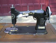 1927 sewing machine