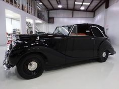 nice 1951 Bentley Other MARK VI THREE-POSITION DROPHEAD COUPE - For Sale View more at http://shipperscentral.com/wp/product/1951-bentley-other-mark-vi-three-position-drophead-coupe-for-sale/
