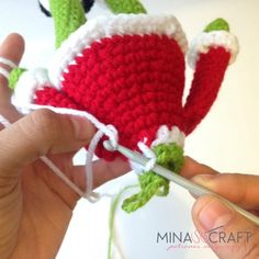 , The Grinch Amigurumi - Minasscraft Patterns Amigurumis . , The Grinch Amigurumi - Minasscraft Patterns Amigurumis The Grinch Amigurumi - Minasscraft Patterns Amigurumis Christmas Crochet Blanket, Crochet Santa, Crochet Christmas Ornaments, Christmas Crochet Patterns, Christmas Crafts, Knitted Washcloth Patterns, Crochet Patterns Amigurumi, Crochet Dolls, Scarf Crochet