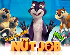 The Nuts job  http://havefuns.com/view-game?game=the_nuts_job   Play The Nuts job hidden object game in havefuns.com You need to identify the difference and click on it to get points. For every click your score will increase and for wrong click it will decreased.
