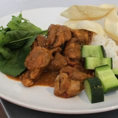 I Quit Sugar - Curry Chicken