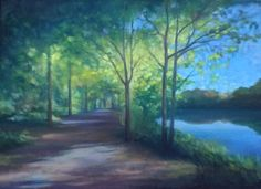 Irish Landscape, Donegal, Oil On Canvas, Ireland, Country Roads, Photo And Video, Woods, Paintings, Artists