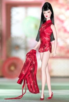 Chinoiserie™ Red Moon™ Barbie® Doll | The Barbie Collection