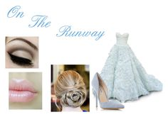 """""""on the runway"""" by li-directioner ❤ liked on Polyvore featuring Oscar de la Renta and Steve Madden"""
