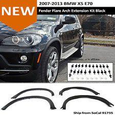 07-13 BMW X5 E70 Arch Extension Fender Flare Aero Diffuser For 20 21 Inch Wheel \$196.91 http://ift.tt/1JxvuWj