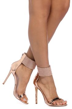 $29 at windsorstore.com Pink Wrapped In Charm Social Heels