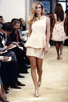 Prada Spring 1992 Ready-to-Wear Fashion Show - Elaine Irwin