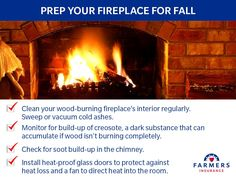 A wood-burning fireplace is more than an element of interior design. It saves you money on heating costs and supplements your main source of heat.