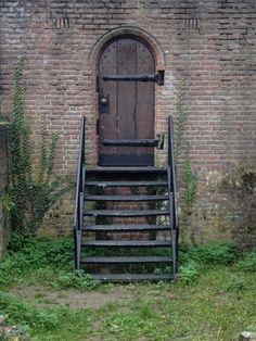 Old Fortress Door
