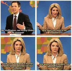 SNL women, feminism, humor, jokes, comedy, feminist