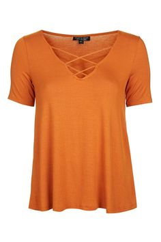 lace-embroidered fitted blouse - Yellow & Orange Loveless Free Shipping Shopping Online Cheap Sale Wide Range Of Many Kinds Of  Collections Cheap Online Clearance Eastbay os1DCos