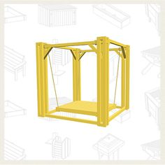 Build a Freestanding Hammock - Free Project Plan: Freestanding Hammock