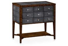 9-Drawer Dresser, Ebony