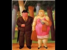 GEOGRAFÍA HUMANA- Gloria Fuertes🦋Fernando Botero (b. 1932) 🦋🦋🌻More Pins Like This At FOSTERGINGER @ Pinterest 🦋🌸🦋🌻