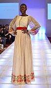 Défilé EHO by Evgheni Hudorojcov à la Couture Fashion Week NYC #défilé #EHO #EvgheniHudorojcov #couturefashionweek #fashionweek #fashion #fashionshows #newyorkfashionweek #femmes #robe #automne2014 #couture #luxury #stylisme #cfw2014 #designer #fashiondesigner