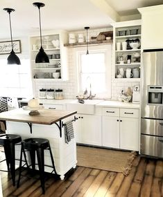 Kitchen decor ideas. Do you need to renovate the kitchen, but without replacing all things in it? By just improving the kitchen, it is possible to give the entire area a facelift.