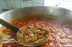 Receta de almuerzo campero de la Carnicería Paco Melero de Vejer