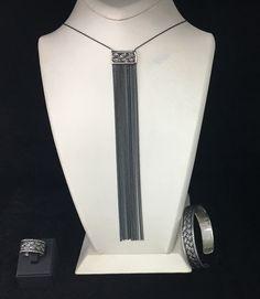 Oksitli gümüş kolye 2017  bilezik, yüzük 2016