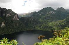 Laguna de los Condores - Perú