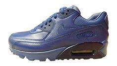 Nike Womens Air Max 90 Pinnacle Running Trainers 839612 Sneakers Shoes US 65 insignia blue 400 ** Check out the image by visiting the link.