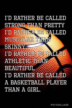 I would be everything #basketballplayers