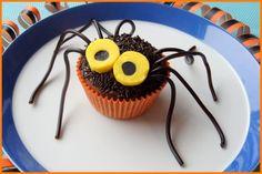 Hämähäkkimuffinit - Canelian keittiössä - Vuodatus.net