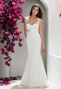 Mikaella Bridal Mikaella 1750 Wedding Dress