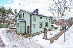 Myytävät asunnot, Muonamiehentie 10, Tampere #oikotieasunnot #puutalo #countryhouse