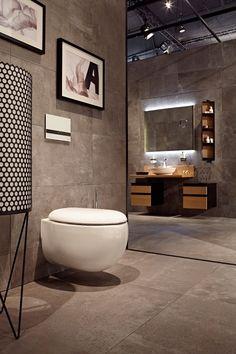 VitrA |ISH Frankfurt 2015 House Design, Design Ideas, Vitra Bathrooms, Showroom Interior Design, Frankfurt, Toilet, Maine, Deco, Architecture