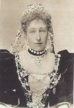 Crown Princess Stéphanie of Austria, Stéphanie was a Belgian princess by birth, and then made Crown Princess of Austria through her marriage to the heir-apparent of the Habsburg dynasty, Archduke Rudolf. She was famously widowed in 1889 when Rudolf and his mistress, Mary Vetsera, were found dead in an apparent murder-suicide pact at the Imperial hunting lodge at Mayerling in the Vienna Woods.