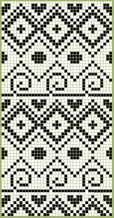 fair isle motifs - Buscar con Google Craft Organization, Craft Storage, Fair Isle Pattern, Fair Isle Knitting, Tapestry Crochet, Knitting Charts, Crochet Chart, Space Crafts, Knitting Projects