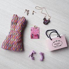 Dinner in Rio de Janeiro 🍝🍸 Poppy Parker / Fashion Royalty Fashion Royalty Dolls, Fashion Dolls, Barbie Clothes, Barbie Outfits, Dolls House Shop, Barbie Fashionista, Vintage Barbie, Fashion Face, Other Accessories