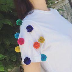 manica-pon-pon-multicolor
