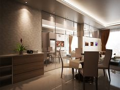 Apartment Interior Design Modern Classic Ideas Living Dining