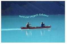 Himmelblau, Boat, Canoe, Blue Green, Website, Colors, Pictures, Dinghy, Boats