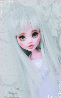 Monster High, Disney Characters, Fictional Characters, Doll, Disney Princess, Art, Art Background, Puppet, Kunst