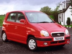 Hyundai Amica '2001–04