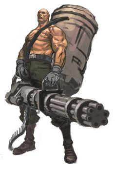 Metal Gear Solid Raven