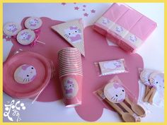 Kit personalizado Hello Kitty