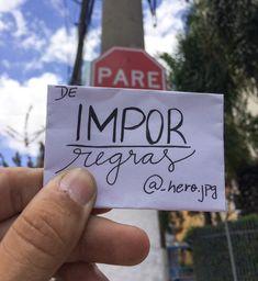 PARE 47 de 50 Gostou? Então confiram os demais no meu Instagram: @_hero.jpg #lettering #bomdia #frases #mensagens #frasesbonitas #inspiração #dicas