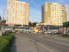 Bulevardul Mihai Viteazul Four Square, Times Square, Street View, Travel, Viajes, Destinations, Traveling, Trips