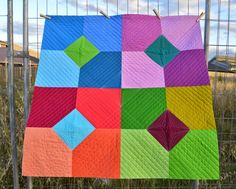 Hug-a-Bit Quilts.: Layers of Charm with Fat Quarter Shop