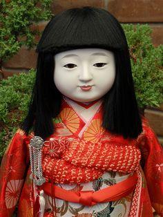 Ichimatsu Doll by Blue Ruin1, via Flickr