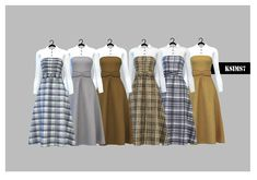 The Sims 4 BlouseOverskirt Sims Mods, Sims 4 Mods Clothes, Sims 4 Clothing, Maxis, Sims 4 Traits, The Sims 4 Cabelos, Pelo Sims, Sims4 Clothes, Sims 4 Dresses