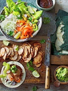 Find a delicious pork tenderloin recipe with Mexican marinade from Jamie Oliver…